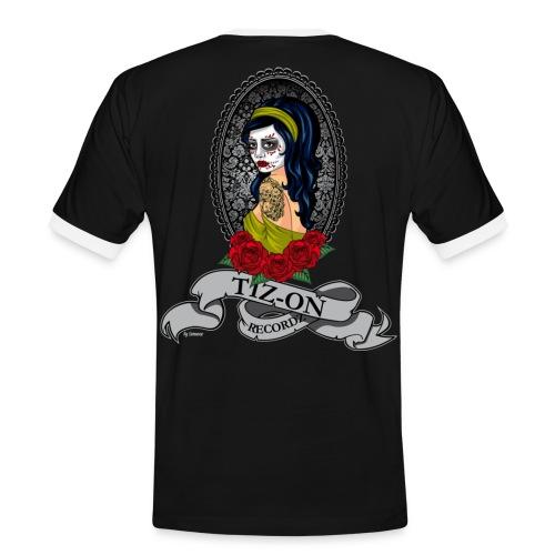 Model Mérida - T-shirt contrasté Homme