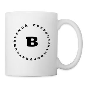 B - Kop/krus