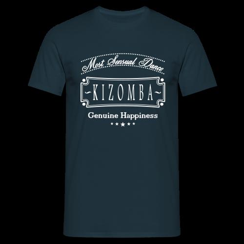Kizomba most sensual dance, T-Shirt - Männer T-Shirt
