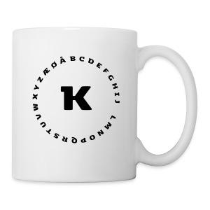 K - Kop/krus