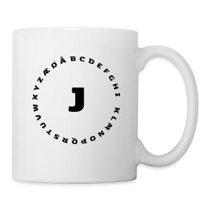 J - Kop/krus