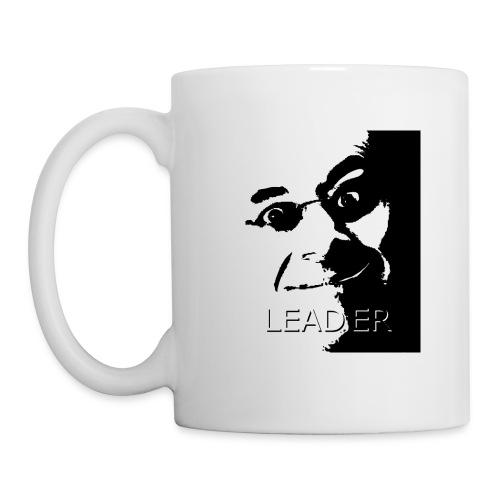 LEADER - Mug blanc