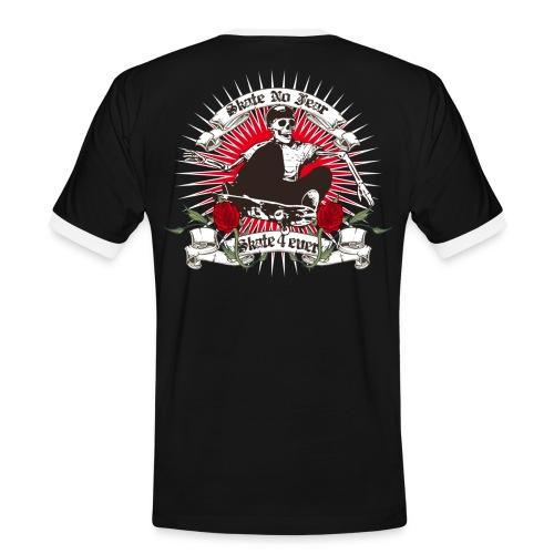Model Aguascalientes - T-shirt contrasté Homme
