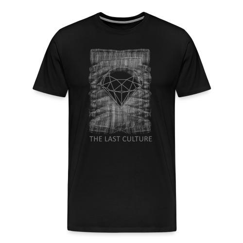 The Last Culture - Stuff Diamond - Männer Premium T-Shirt