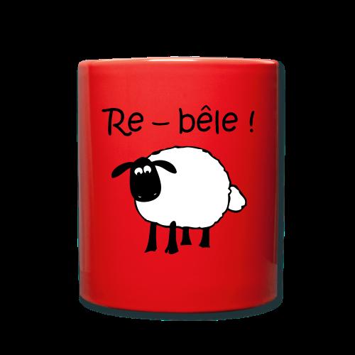 Mug Re-bêle - Mug uni