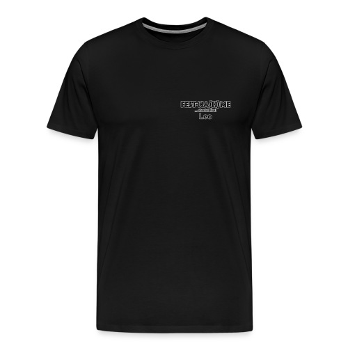 BrustLogo Leo - Männer Premium T-Shirt