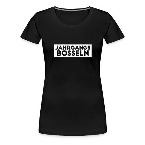Frauen T-Shirt - JGB Classics - Frauen Premium T-Shirt