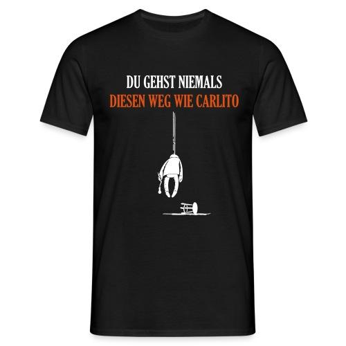 Dünnson  - Männer T-Shirt