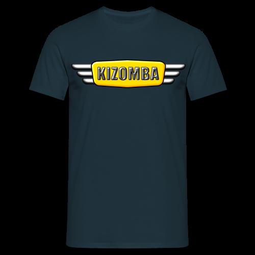 Kizomba Logo mit Flügeln, T-Shirt - Männer T-Shirt