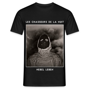 Les Chasseurs de la Nuit - Mark Liens - Men's T-Shirt