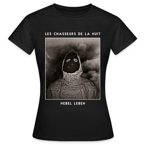Les Chasseurs de la Nuit - Mark Liens - Women's T-Shirt