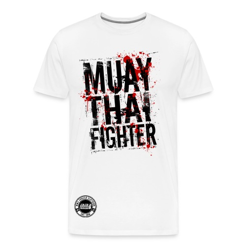 Muay Thai Fighter - Men's Premium T-Shirt