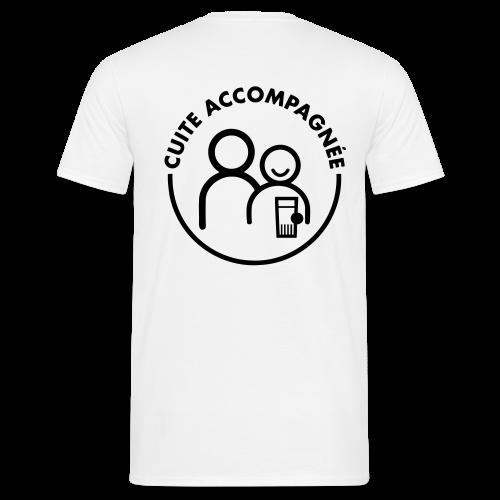 Cuite Accompagnée - T-shirt Homme