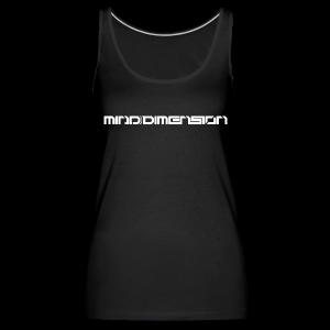 Mind Dimension Tank [Ladies] - Women's Premium Tank Top