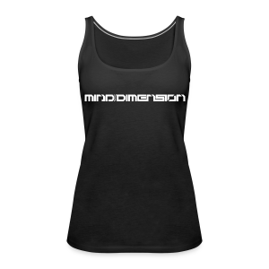 Mind Dimension Tank [Ladies] - Women's Premium Tank Top