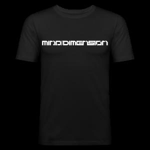 Mind Dimension Slim [Mens] - Men's Slim Fit T-Shirt