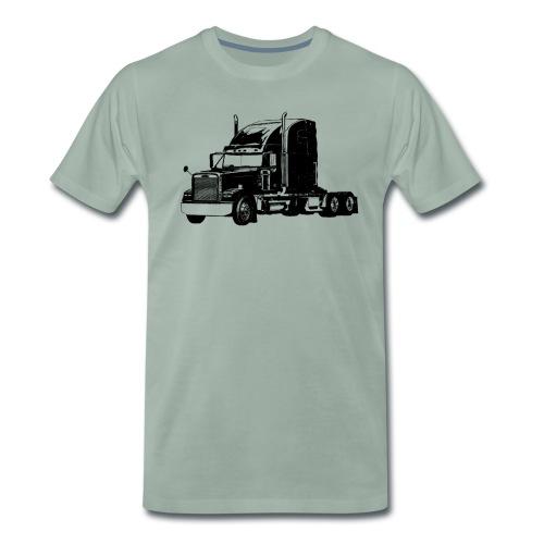 Freightliner - Männer Premium T-Shirt