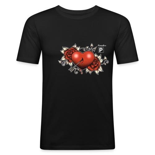 100087Q - slim fit T-shirt