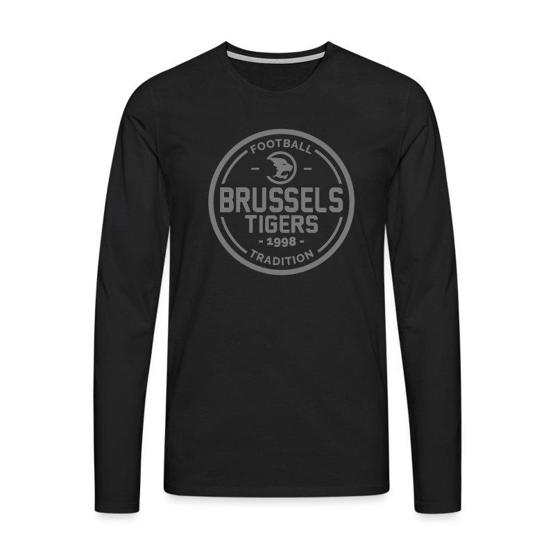Tigers Tradition LS Shirt - Men's Premium Longsleeve Shirt