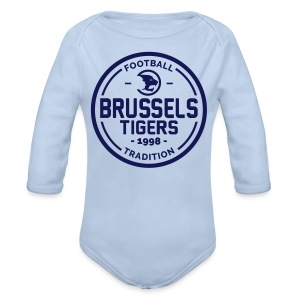 Tigers Tradition Baby - Longlseeve Baby Bodysuit