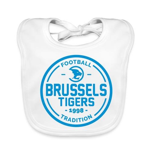 Tigers Tradition Baby Bib - Baby Organic Bib