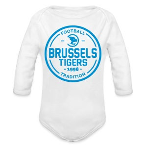 Tigers Tradition Baby - Organic Longsleeve Baby Bodysuit