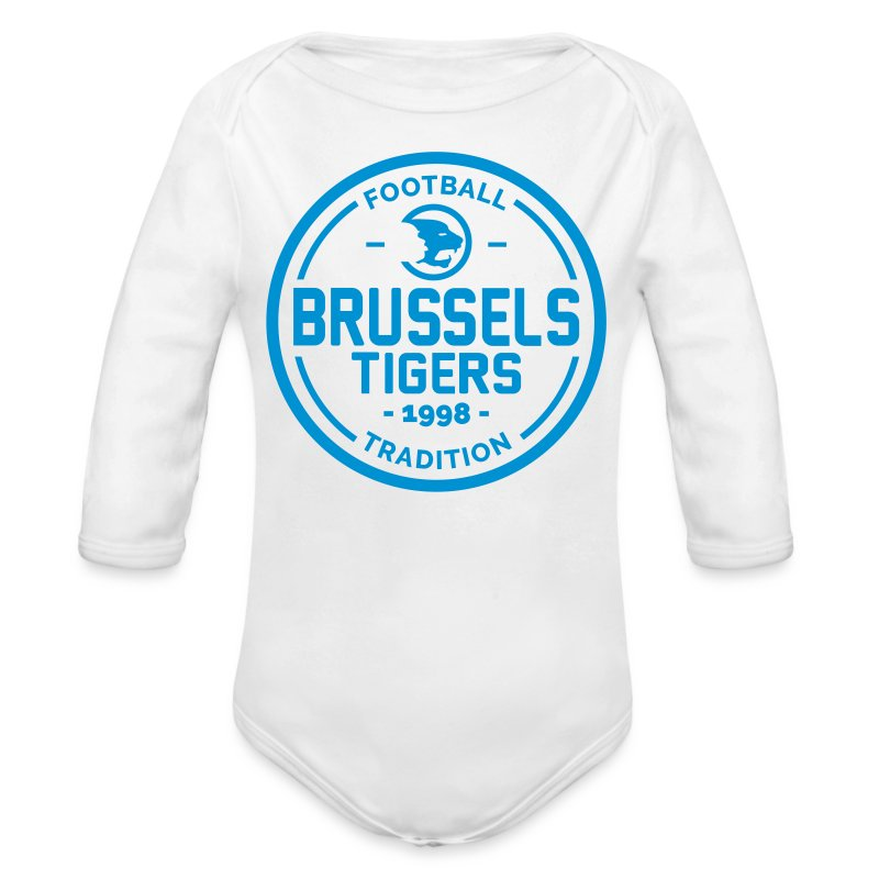 Tigers Tradition Baby - Longsleeve Baby Bodysuit
