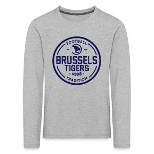 Tigers Tradition LS - Kids' Premium Longsleeve Shirt
