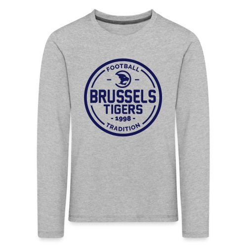 Tigers Tradition LS - Kids' Premium Longsleeve Shirt