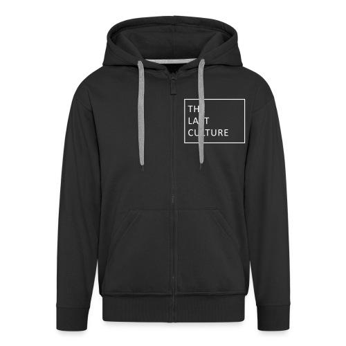 The Last Culture - Zip-Hoody  - Männer Premium Kapuzenjacke