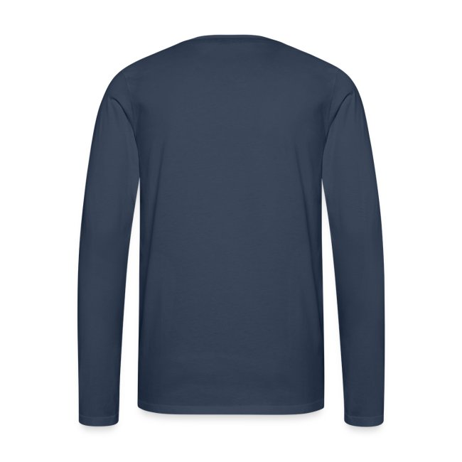 Leo Moon Men's Premium Longsleeve Shirt