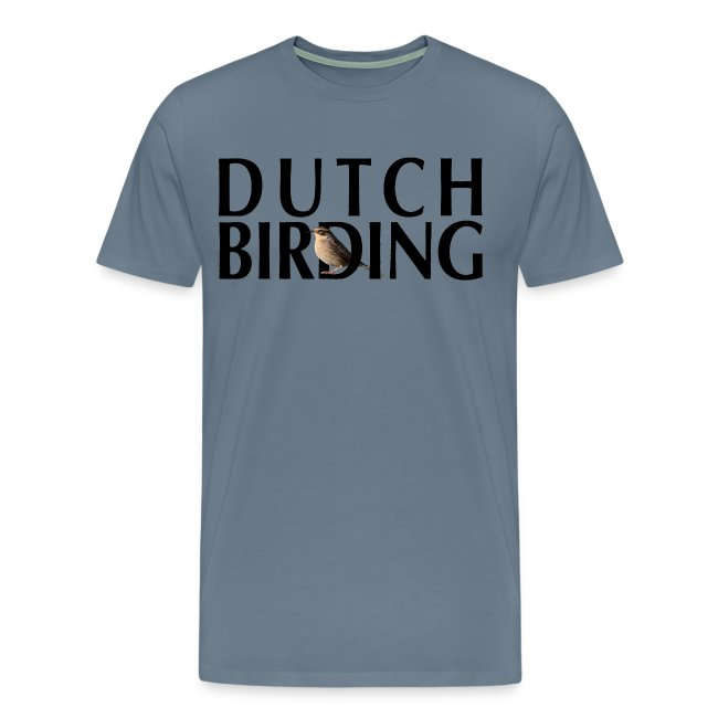 Bergheggenmus - Dutch Birding - 2016