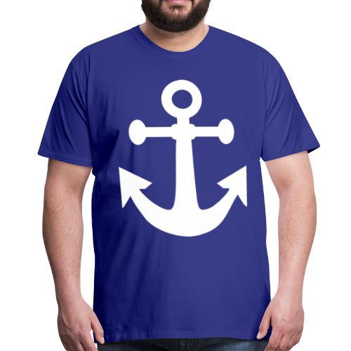 BELGIAN-MARINE - T-shirt Premium Homme