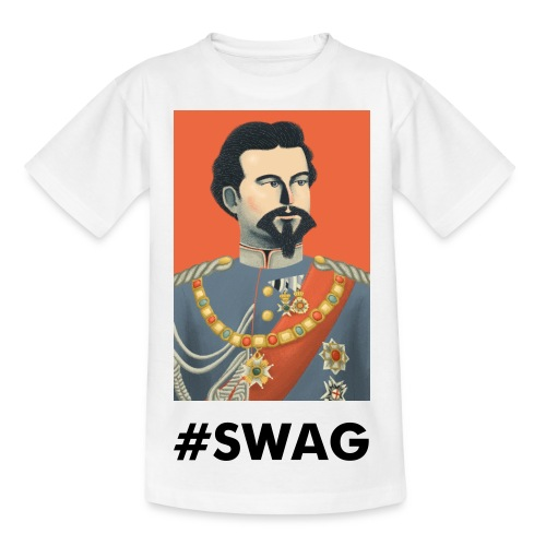 #SWAG - Kinder T-Shirt