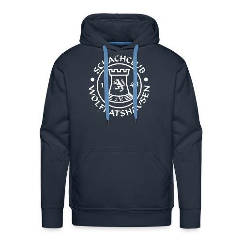 Männer Premium Kapuzenpullover Navyblau - Männer Premium Hoodie