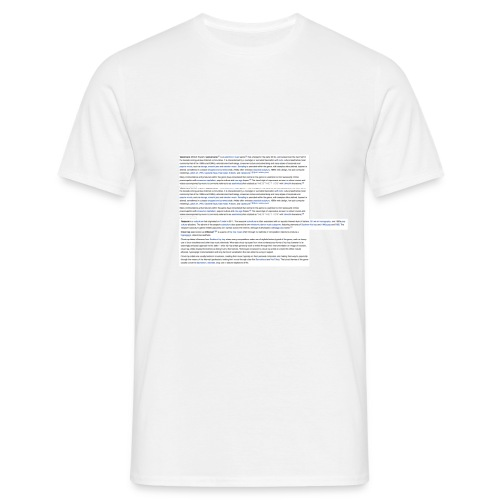 STYLES - T-shirt Homme