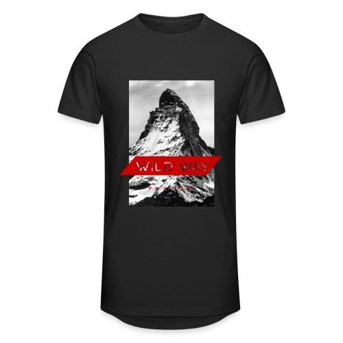 Wild Way (Longshirt) [MEN] - Männer Urban Longshirt