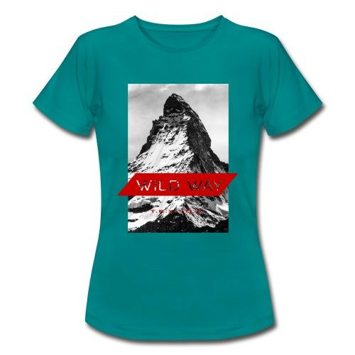 Wild Way [WOMEN] - Frauen T-Shirt