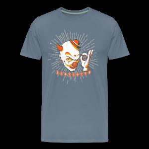 T-shirt LadyLover Clown - Men's Premium T-Shirt