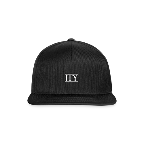 =ITY Logo Snapback - Snapback Cap