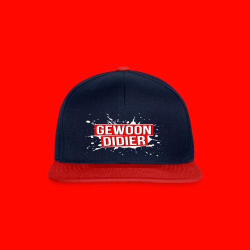 GewoonDidier Pet - Snapback cap