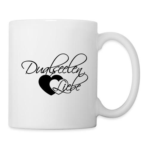 Dualseelen Liebe - Tasse