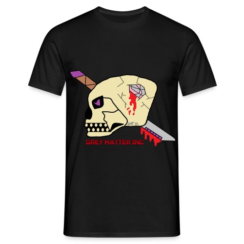 MEN'S T-SHIRT (GMI Logo) - Men's T-Shirt