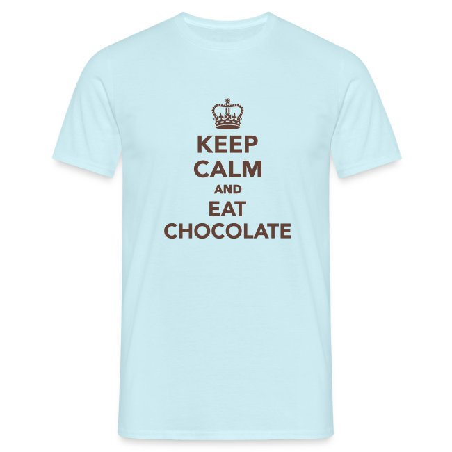 Shirt Eat Chocolate