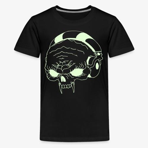 Peränurkkakallo (teinien) - Teenage Premium T-Shirt
