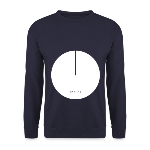 Masher ❁ Sweatshirt For Men - Felpa da uomo