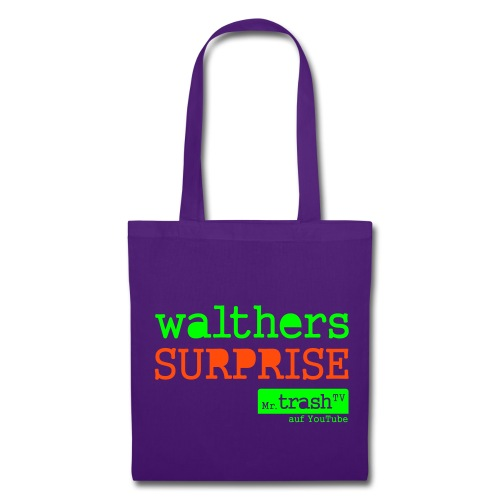 Walthers Surprise - Stoffbeutel