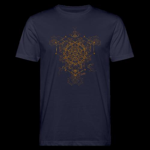 Hypermandala - Bio Shirt men - Männer Bio-T-Shirt
