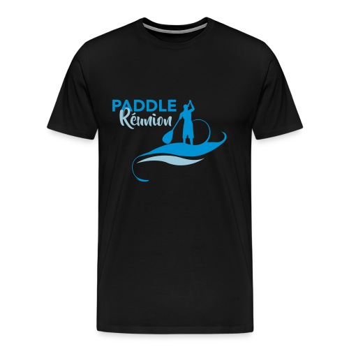 Paddle Reunion by Ode Graphik Model - T-shirt Premium Homme