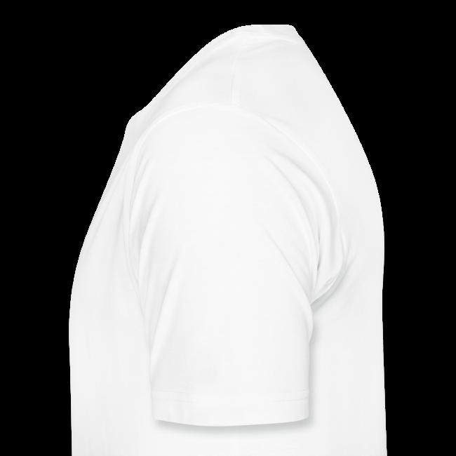 T-shirt White Palm